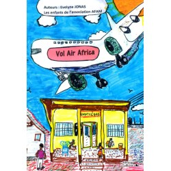 Vol Air Africa - Evelyne JONAS